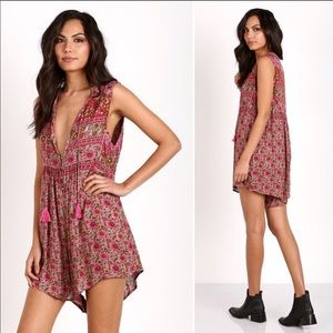 Spell & The Gypsy Collective Pants - ❌SOLD❌ Spell Kombi Spice Romper